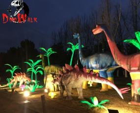 仿真恐龙厂家有哪些生产制作标准?综合来说一般有3个点
