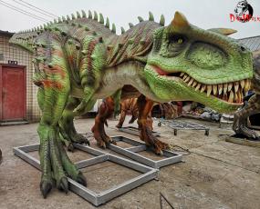 霸气大型仿真恐龙_15米霸王龙