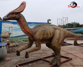 大型仿真恐龙_8米天鹅冠龙
