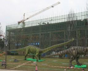 腕龙 恐龙租赁 仿真恐龙出售 恐龙展览