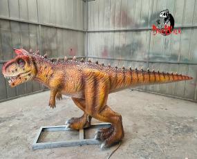 仿真恐龙模型_牛龙