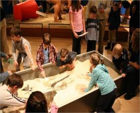 化石骨架埋藏发掘 出租出售化石骨架 仿真恐龙