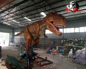 大型仿真恐龙_15米霸王龙