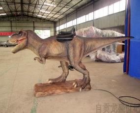 仿真恐龙坐骑生产都有那些流程