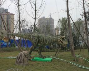 牛龙 恐龙租赁 仿真恐龙出售